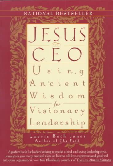 Jesus Ceo By Jones, Laurie Beth